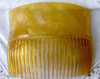 Vintage Hair Comb - Very Large