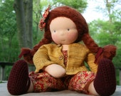 Petit Gosset Handmade Doll 18 inch - RESERVED for Stephanie - First Payment