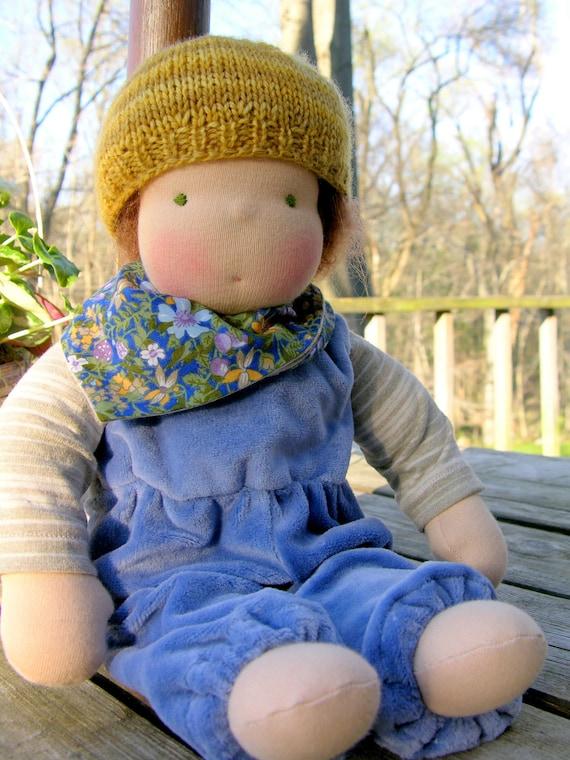Petit Gosset Baby Doll 13 inch - Jeannine