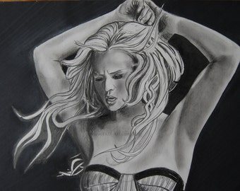 Britney Spears - Drawing