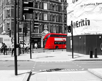 London Bus - New Routemaster