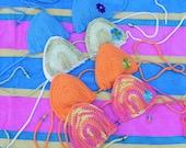 PATTERN - Crochet Bikini Top