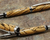 Spalted Beech Baron Rollerball