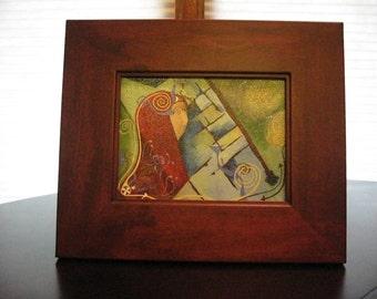 Muslim America Framed Giclee Print