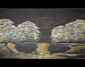 Seasonale - Acrylic Painting