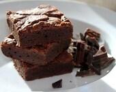 Gluten Free Fudge Brownie Mix