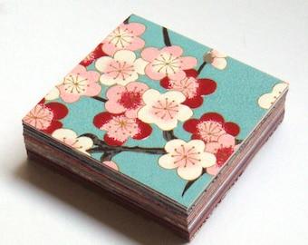 Japanese Yuzen Washi Origami Paper 6cm(2.36inch) / 100sheets
