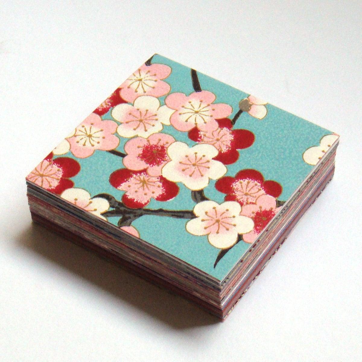 Japanese Yuzen Washi Origami Paper 6cm2.36inch / by ... - photo#20