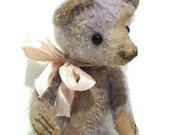 Florence, an antique style mohair collectors bear