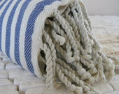 Turkish Bath Towel - Commagene Peshtemal - Soft Cotton