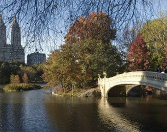 San Remo, Bow Bridge  Central Park  - Archival Print