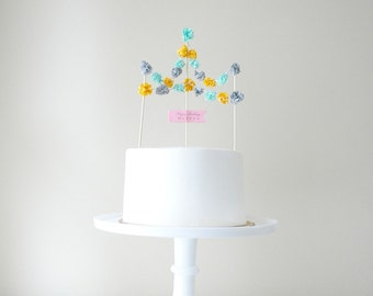 Festival Cake Topper