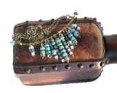 Reserved for Linda...Ancient Egyptian Collar... with Turquoise