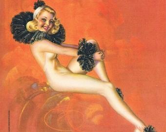 Pierrette Billy Devorss Calendar Art Print