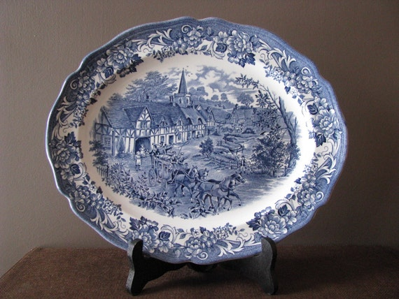 Royal Staffordshire Ironstone Platter