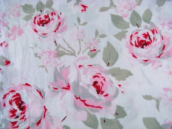 Simply Shabby Chic Rosalie Curtain Panel Fabric