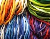 Silk Cord, great for glass bead pendants