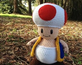 Mario Bros: Toad