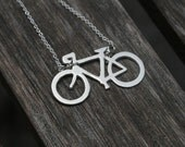 Roadbike Necklace