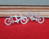 IN STOCK! Tandem Bicycle Cuff Links
