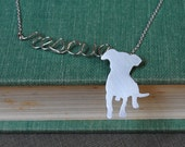 Rescue Sterling Silver Puppy