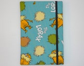 Kindle Cover, Kindle Touch Cover, Kindle Fire Cover, Kindle Paperwhite Cover, Nook Cover, iPad Mini, Tablet Hardcover Case, Lorax Dr. Seuss