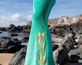 Sea Jelly pant- Bamboo Velour nature series