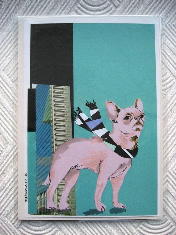 Saved for Anni - Pico - Original Dog Illustration