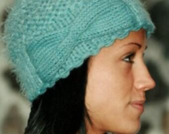 Light Blue Hat.