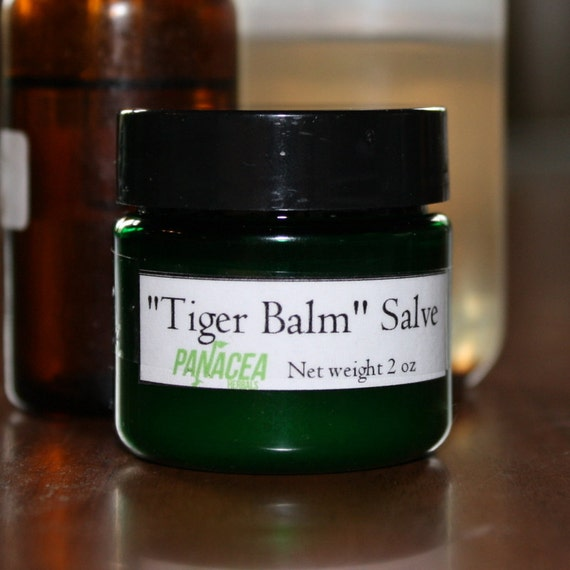 TIGER BALM Salve for Muscle and Joint Pain