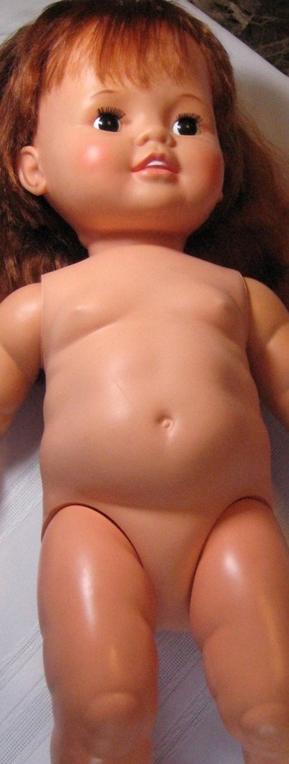 Ideal Baby Crissy Doll 1973