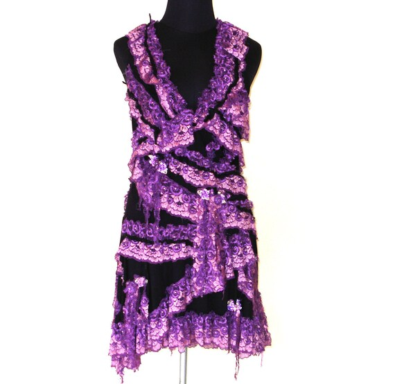 stunning vintage inspired bohemian gypsy dress ...