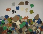 Woodland Animal Confetti - 500 Pieces