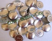 200 Size 36 (7/8 inch) Covered Buttons -  Wire Backs