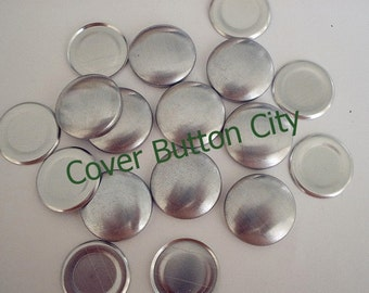 Flat Backs - 72 Cover Buttons Size 36 (7/8 inch)