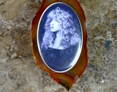 STEVIE NICKS pin button
