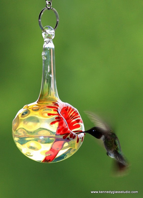 SH Hummingbird Feeder The Kennedy Style Hummingbird Feeder