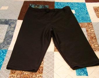 Athletic Swim Shorts modest swim shorts running shorts - Ultra CHLORINE RESISTANT option