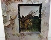 Led Zeppelin IV Zoso LP Record Album