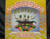 The Beatles Magical Mystery Tour LP U.S. Military Only Issue Record Album Apple