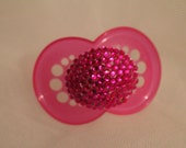 Blingy Pacifier, 6 month plus MAM