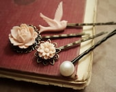 Make Me Blush Pastel Pink Bobby Pin Set