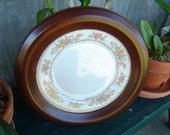 On Sale Vintage Noritake Ivory China Plate & Plate Holder