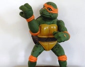 Large Teenage Mutant Ninja Turtle Action Toy RESERVED for Sarah