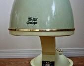 Vintage 1960's General Electric Mist Speed Hair Dryer