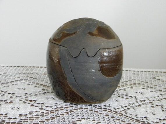 Vintage Mermaid Art Pottery