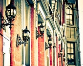 Hoboken Photograph - Hoboken Lanterns - New Jersey - Spring - Architecture - Decor