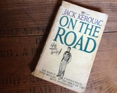 Recommended Reading- On The Road, Jack Kerouac, Vintage Book