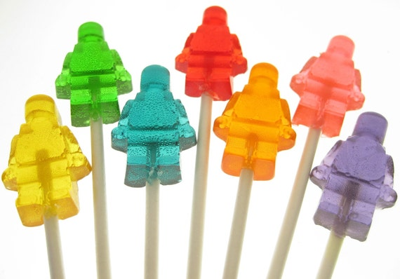 Minimen Lollipops 8 pieces