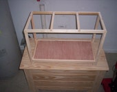 american girl size canopy bed frame